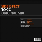SIDE E FECT - Toxic (Front Cover)