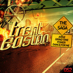 EASTON, Trent - The Saga (Front Cover)
