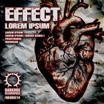 EFFECT - Lorem Ipsum EP (Front Cover)