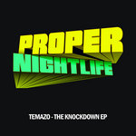 TEMAZO - The Knockdown EP (Front Cover)