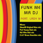'Mighty' Funk Me (Mr DJ) - EP