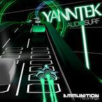 YANNTEK - Audiosurf EP (Front Cover)