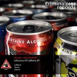 ACETON/ALEX VANDOFF - Influence Of Caffeine EP (Front Cover)