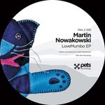 NOWAKOWSKI, Martin - Mumbo Ep (Front Cover)