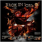 PLU-TON - Broken Forms (Front Cover)