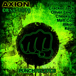 AXION - Drnk Txts (Front Cover)