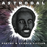 ASTROBAL - Poetry & Science Fiction (Front Cover)