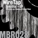 WIRETAP - SykOtic + EP (Front Cover)