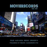 VARIOUS - Movierecords Vol 03 (Front Cover)