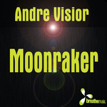 VISIOR, Andre - Moonraker (Front Cover)