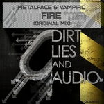 METALFACE & VAMPIRO - Fire (Front Cover)
