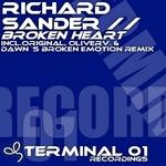 SANDER, Richard - Broken Heart (Front Cover)