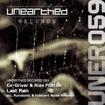 EX DRIVER/ALEX PILETSKI - Last Rain (Front Cover)