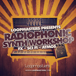 LOOPMASTERS - Radiophonic Synth Workshop (Sample Pack WAV) (Front Cover)