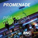 PROMENADE - Pina Colada/Cuba Libre (Front Cover)