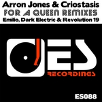 ARRON JONES & CRIOSTASIS - For A Queen (remixes) (Front Cover)