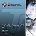 TECHNIKAL & JONNO - Never Fall Apart (Front Cover)