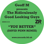 GEOFF M presents THE RIDICULOUSLY GOOD LOOKING GUYS - You Better (Front Cover)