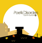 POETIC DISORDERS - Lost In Autumn EP (Front Cover)