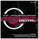 ATIX - Junky Savate (remixes) (Front Cover)