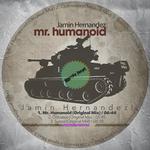HERNANDEZ, Jamin - Mr Humanoid (Front Cover)