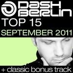 Dash Berlin Top 15 September 2011