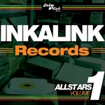LUKIE D/CAPLETON/KING KONG/MILLION STYLEZ/DON CARLOS - Inkalink Allstars Vol 1 (Front Cover)