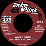 MILLION STYLEZ/DON CARLOS - World Crisis (Front Cover)