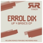 DIX, Errol - Up 4 Basics EP (Front Cover)