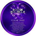 VARIOUS - Boogie Boutique Volume 3 (Back Cover)