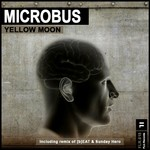 MICROBUS - Yellow Moon EP (Front Cover)