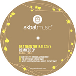 DEATH ON THE BALCONY - Remixed EP (Front Cover)