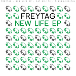 FREYTAG - New Life EP (Front Cover)