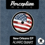 ALVARO SMART - New Orleans EP (Front Cover)