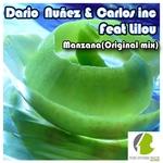 NUNEZ, Dario/CARLOS INC feat LILOU - Manzana (Front Cover)