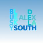 DEL LA SOUTH, Alex - Blue Sky (Front Cover)