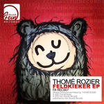 ROZIER, Thome - Feldkieker EP (Front Cover)