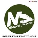 DGROW feat EVAN TOMCAT - More Cocaine (Front Cover)