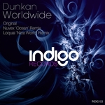 DUNKAN - Worldwide (Front Cover)