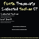 WILSON, Stevie - Infected Techno EP (Back Cover)