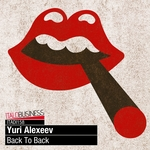 ALEXEEV, Yuri - Back To Back (Front Cover)