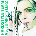 VARIOUS - Hardstyle Team vs Jumpstylerz (Front Cover)