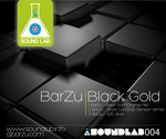 BARZU - Black Gold (Front Cover)