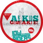 AK KIDS - The GassAKu EP (Front Cover)