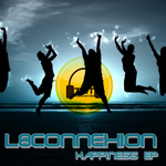 L8CONNEXION - Happiness EP (Front Cover)