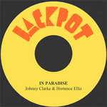 CLARKE, Johnny/HORTENCE ELLIS - In Paradise (Front Cover)