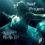 REEF PROJECT feat ERIN POWERS - Adrift (remix EP) (Front Cover)