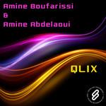 BOUFARISSI, Amine & AMINE ABDELAOUI - QLIX (Front Cover)