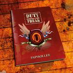 PAINKILLER - Duty Freak (Front Cover)