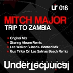 MAJOR, Mitch - Trip To Zambia (Front Cover)